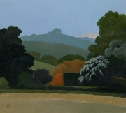 Dorset Landscape - Evening
