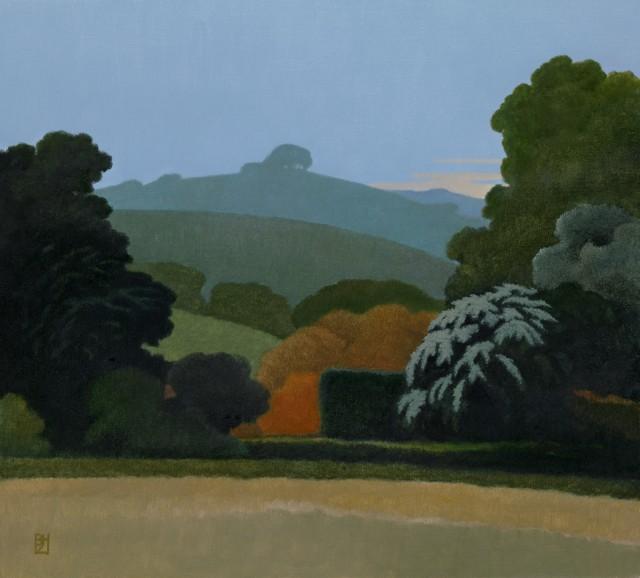 Dorset Landscape - Evening
