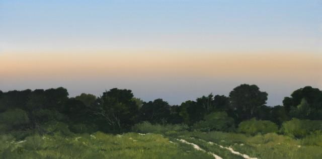 Landscape before Dusk